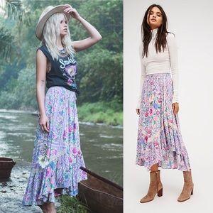 Spell & the Gypsy Babushka Scarf Skirt